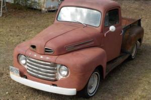 1948 Ford Other Pickups Photo