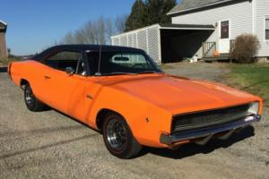 1968 Dodge Charger Bengal Charger