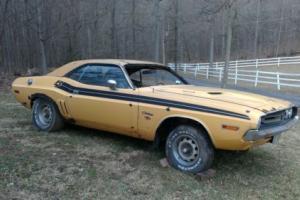 1971 Dodge Challenger Hardtop