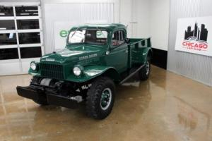 1952 Dodge Power Wagon --