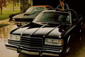 1978 Dodge Magnum GT  T-TOPS 400-4BBL N CODE 30K MILES Photo