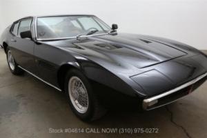 1969 Maserati Ghibli
