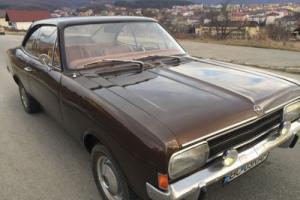 1970 Opel Omega gt