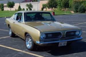 1968 Plymouth Barracuda Photo