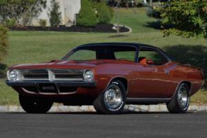 1970 Plymouth Barracuda Gran Coupe Photo