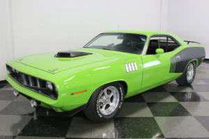 1973 Plymouth HEMI 'Cuda Tribute Photo
