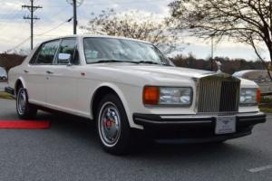 1989 Rolls-Royce Silver Spirit/Spur/Dawn Silver Spur Photo