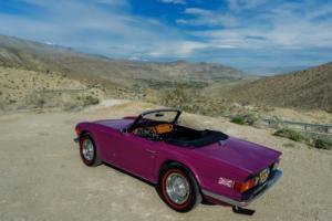 1973 Triumph TR-6 Photo