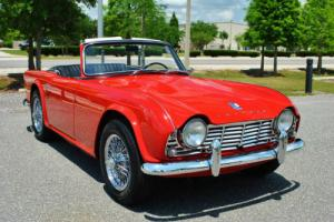 1962 Triumph Other Roadster Best to be Found Nut & Bolt Restoration Photo