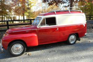 1959 Volvo 445 Duett