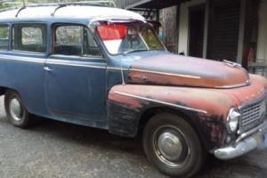 1958 Volvo PV 445 Duett Photo