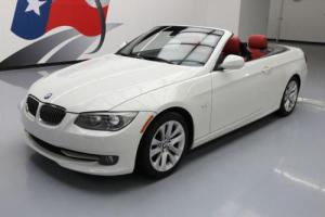2013 BMW 3-Series 328I CONVERTIBLE HARD TOP NAV HTD SEATS