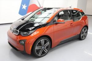 2014 BMW i3 MEGA E-DRIVE ELECTRIC NAVIGATION 20'S