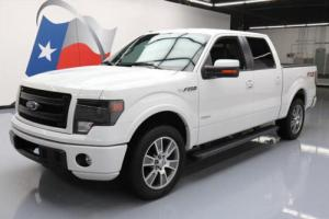 2013 Ford F-150 FX2 SPORT CREW ECOBOOST REAR CAM