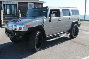 2005 Hummer H2 Luxury Edition