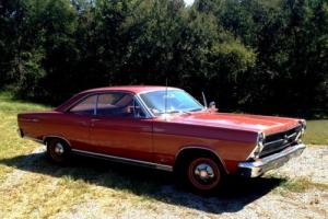 1966 Ford Fairlane XL 500