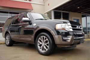 2015 Ford Expedition King Ranch 4x4