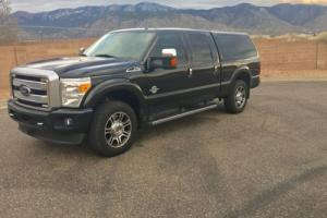 2013 Ford F-250 Platinum
