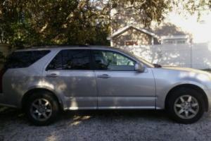 2008 Cadillac SRX None