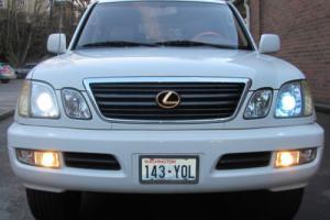 1999 Lexus LX