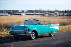 1957 Chevrolet Bel Air/150/210 Continental Package