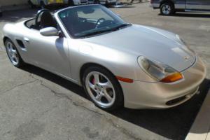 2002 Porsche Boxster Sport