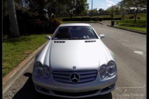 2007 Mercedes-Benz SL-Class SL550 Photo