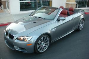 2011 BMW M3 M3
