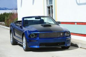 2007 Ford Mustang Premium package GT/CS