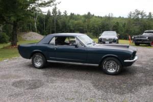 1966 Ford Mustang Mustang