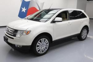 2010 Ford Edge LIMITED PANO ROOF NAV HTD LEATHER 20'S!! Photo