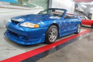 """1998 Ford Mustang """"SVT Cobra"""""""