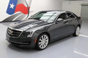 2015 Cadillac ATS 2.0T LUX HTD LEATHER NAV REAR CAM