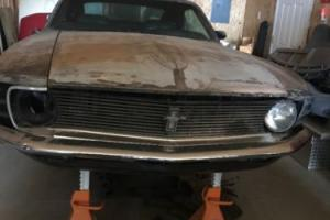 1970 Ford Mustang Sports roof