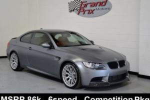 2013 BMW M3 Coupe Competition Edition Frozen 1 of 150