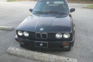 1992 BMW 3-Series E30 325i