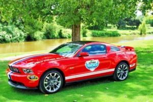 2011 Ford Mustang GT DAYTONA PACE CAR
