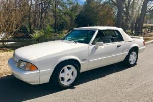 1993 Ford Mustang Limited Edition