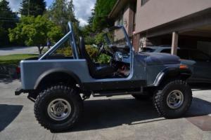 1985 Jeep CJ Base