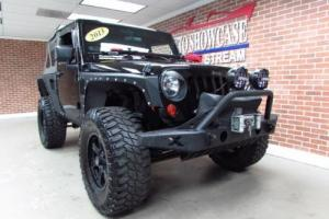2013 Jeep Wrangler Sport Lifted