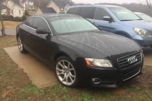 2011 Audi A5 Premium Plus Pkg