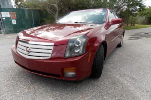 2007 Cadillac CTS 4dr Sedan 2.8L