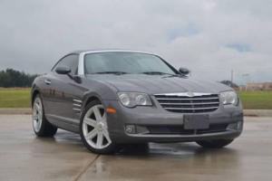 2004 Chrysler Crossfire Base 2dr Sports Coupe Hatchback 2-Door V6 3.2L