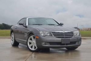 2004 Chrysler Crossfire Base 2dr Sports Coupe Hatchback 2-Door V6 3.2L Photo
