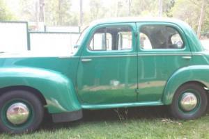 Vauxhall Velox 1949