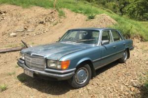 Mercedes Benz 280SE 1976