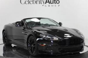 2010 Aston Martin DBS Volante $294K MSRP