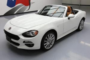 2017 Fiat Other SPIDER LUSSO ROADSTER AUTO HTD LEATHER