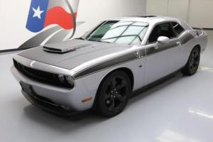 2013 Dodge Challenger R/T BLACKTOP 6SPD SUNROOF NAV