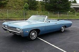 1968 Chevrolet Impala --